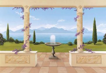 Poster para pared - Bella vista Enmarcado de laminas