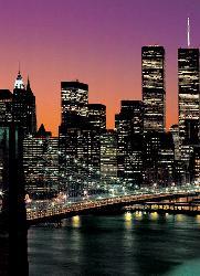 Poster para pared - Manhattan Enmarcado de laminas