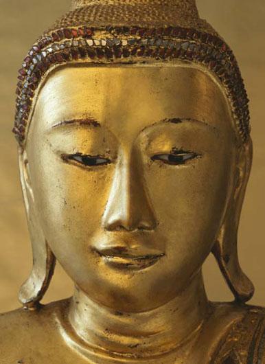 Poster para pared - Golden Buddha
