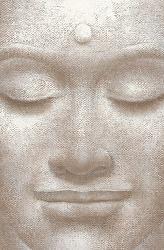 Poster para pared - Smilings buddha Enmarcado de laminas