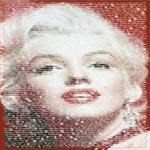 Poster - Written Marilyn Enmarcado de cuadros