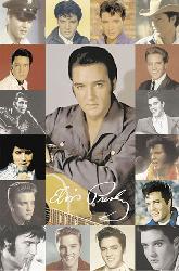 Poster - Elvis Presley composite Marcos y Cuadros