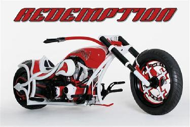 Poster - The redemption bike Enmarcado de cuadros