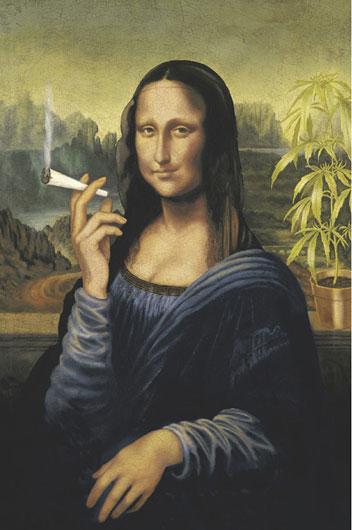 Poster - Mona