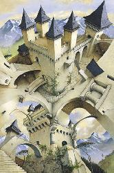 Poster - Castle of ilusion Marcos y Cuadros