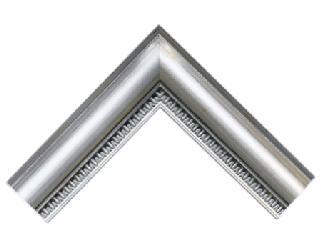 Batea 75 * 60 mm c| friza interna plata Enmarcado de cuadros