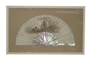 Enamarcado de Abanico II Enmarcado de cuadros