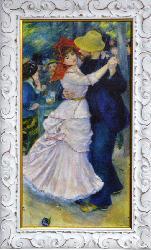 CUADRO Baile en Bougival RENOIR Enmarcado de cuadros