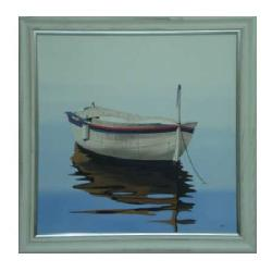 Enmarcado de Oleo bote Enmarcado de cuadros