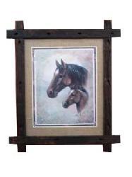 Cuadro - Horses (discontinuado) Marcos y Cuadros
