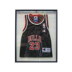 Enmarcado de Camiseta de Chicago Bulls Enmarcado de cuadros