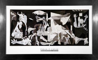 Cuadro Guernica Picasso Marcos y Cuadros