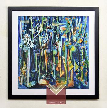 Enmarcado lámina Enmarcado de laminas