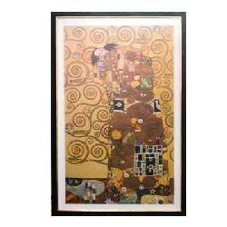 Cuadro - El abrazo (discontinuado) Enmarcado de laminas