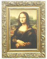 La Gioconda  Leonardo Da Vinci Marcos y Cuadros
