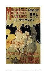 Toulouse-Lautrec  Enmarcado de cuadros