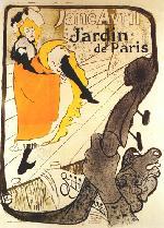 Henri Marie Raymond de Toulouse-Lautrec ( 1864 - 1901) Enmarcado de cuadros