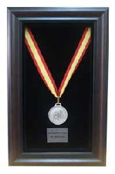 Enmarcado de Medalla I Marcos y Cuadros