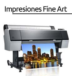 Impresiones Digitales Enmarcado de cuadros