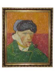 Enmarcado de Replica Van Gogh Enmarcado de cuadros