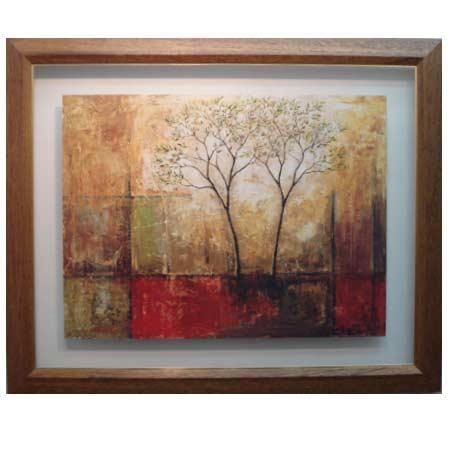 Enmarcado de cuadros Taller de enmarcado , Enmarcado de lámina arbol ...