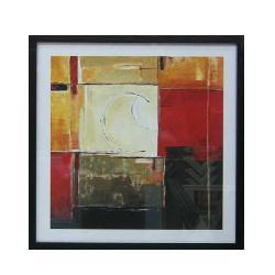 Enmarcado de lamina abstracta Enmarcado de laminas