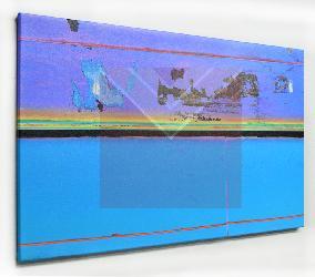 Cuadro en canvas Barnett Newman Marcos y Cuadros