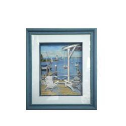 Enmarcado de lámina Arte Frances Enmarcado de cuadros