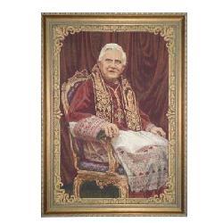 Enmarcado Tapiz Benedicto XVI Enmarcado de cuadros