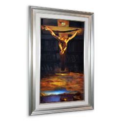cuadro  Cristo de San Juan de la Cruz, Dali Enmarcado de cuadros