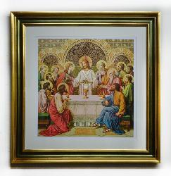 Cuadro Cena Cristo Marcos y Cuadros