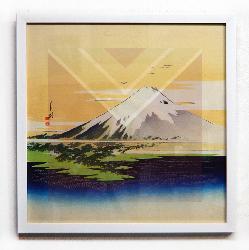 Cuadro Fuji Ogata  Gekky333;  Enmarcado de laminas