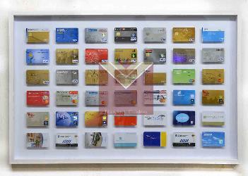 Enmarcado tarjetas  Marcos y Cuadros