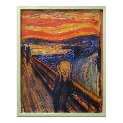 cuadro el grito, Munch Enmarcado de cuadros