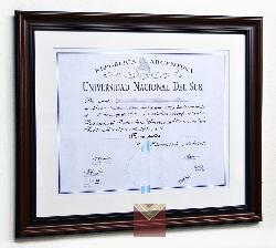 Enmarcado titulo original Marcos y Cuadros