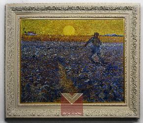 Cuadro El Sembrador 1888, Van Gogh Enmarcado de cuadros