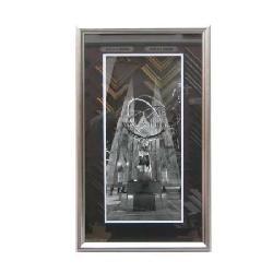Enmarcado de foto catedral de San Patricio Enmarcado de cuadros