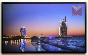 Cuadro foto Dubai Enmarcado de laminas