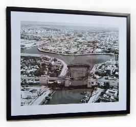 Cuadro foto Buenos Aires Enmarcado de laminas