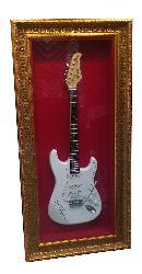 enmarcado guitarra Marcos y Cuadros