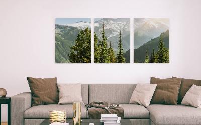 triptico canvas en bastidor Enmarcado de cuadros