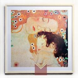 Cuadro de Klimt Enmarcado de laminas