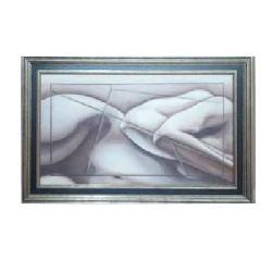 Enmarcado de lamina mujer Enmarcado de laminas