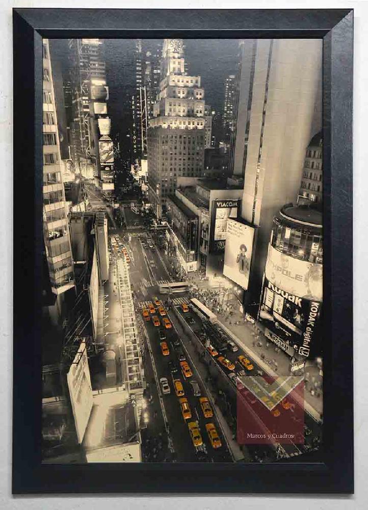 Enmarcado de cuadros Cuadros , Cuadro Nueva York