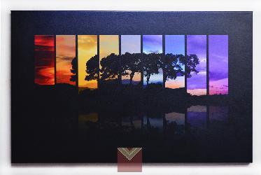 Canvas en bastidor Enmarcado de laminas
