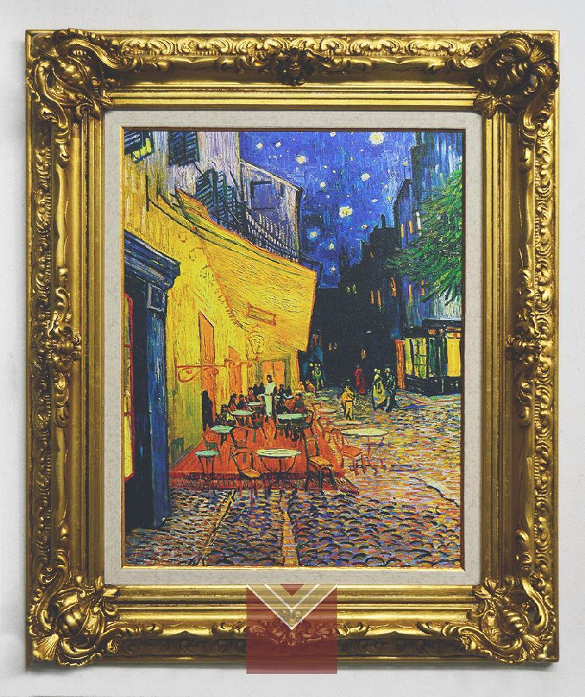 Cuadro Terraza del Cafe Van Gogh
